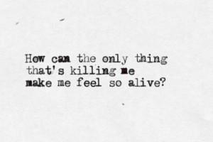 50 of my favorite lyrics, EVER. « Read Less