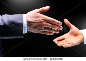 stock-photo-a-hand-is-reaching-out-or-grabbing-for-help-from-another ...