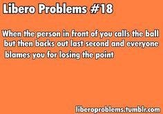 Libero Problems More