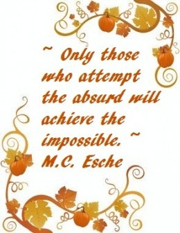 fact. no such thing as impossible.