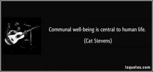 More Cat Stevens Quotes