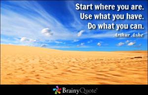 Start Quotes