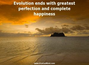 Complete Happiness Quotes