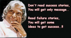 Here are top Inspirational Quotes by Dr. Abdul Kalam which tells about ...