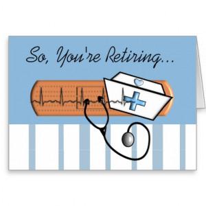Nurse Retirement Gifts