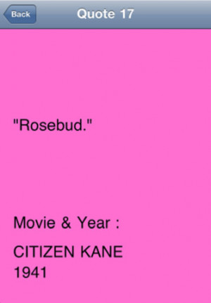 Tags : movie , top 100 , greatest movie quotes , 100 greatest movie