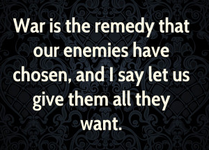 War Quotes Pictures