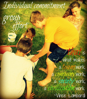 Working Together quote #1
