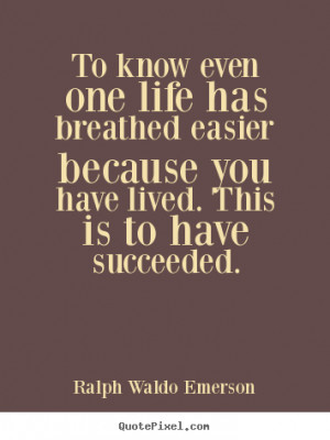 ... ralph waldo emerson more success quotes love quotes inspirational