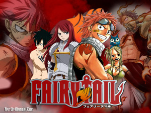 41 Fairy Tail anime wallpaper