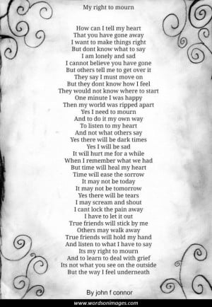 family grieving process quotes quotesgram
