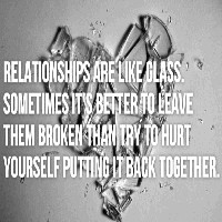 sad love quotes about moving on and letting go