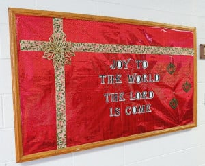 Christmas Bulletin Boards for Church | Living as a Victorious ...