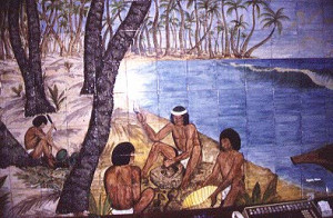 During the fifteenth century, Taino Indians inhabited Puerto Rico, and ...
