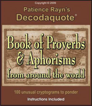 Book of Proverbs & Aphorisms