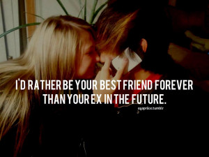 Ex Best Friends Quotes Tumblr Picture