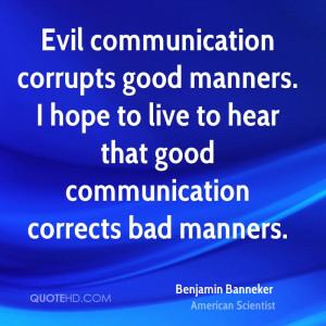 Quote About Good Communication