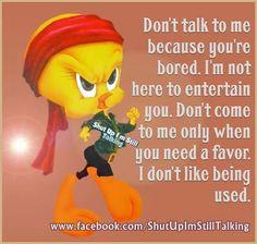 Best Tweety Bird Quotes