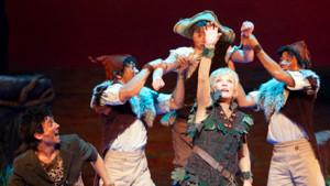 Peter Pan Starring Cathy Rigby