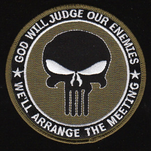 Navy SEAL God Will Judge Our Enemies We'll Arrange The Meeting ...