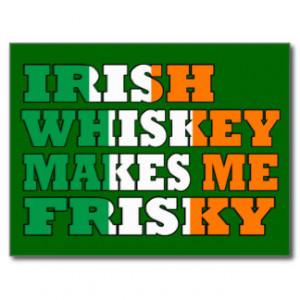 Funny Irish Sayings About Drinking