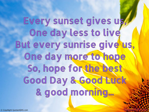Good Luck Quotes HD Wallpaper 4