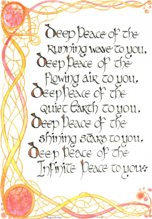 Celtic in Artwork: Quotes