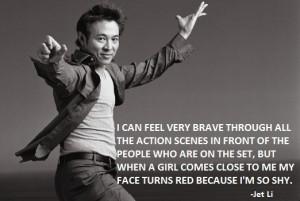 Jet Li Quotes