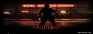Nightmare On Elm Street 15 Facebook Cover