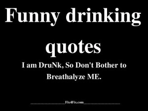 funny quotes about drinking cute
