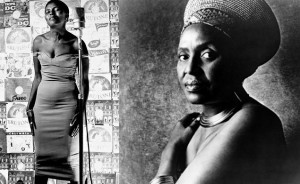 Picture perfect: Miriam Makeba