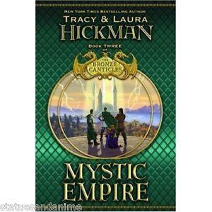 TRACY HICKMAN MYSTIC EMPIRE BOOK HARDCOVER 1ST ED NEW