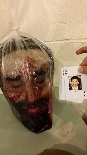 Hussein Dead Body Saddam Hussein Hanging Saddam Hussein Qusay