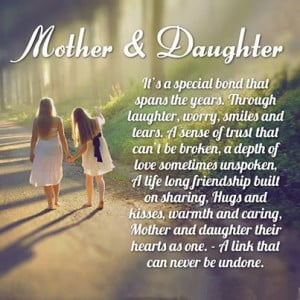 mother day quotes from daughter, mothers day quote from daughter ...