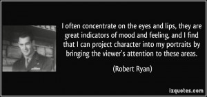 More Robert Ryan Quotes