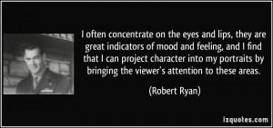 More Robert Ryan Quotes