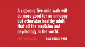Paul Dudley White - DY133 #quotes
