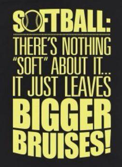 Softball humor