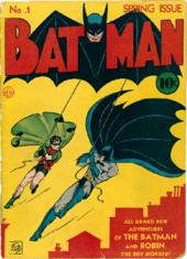 batman 1 spring 1940 art by bob kane and jerry robinson
