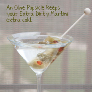 The Extra Dirty Martini 2