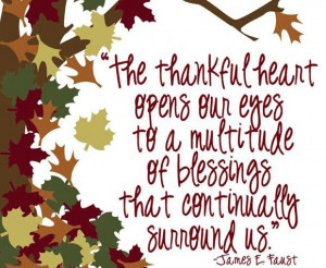 Best Thankful Quotes