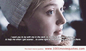 Now Is Good Movie Quotes
