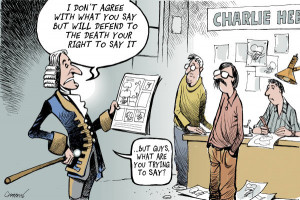 So what do cartoonists think about those controversial French cartoons ...