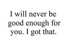 ... loved me and want me to be your one but then break up with me :'( More