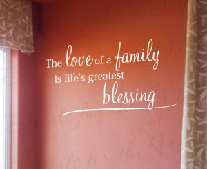 Blessing Home Home Religious God Christ Christian Bible Vinyl Quote ...