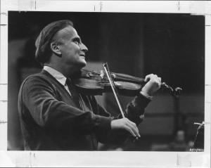 Yehudi Menuhin, Violinist | University Musical Society History