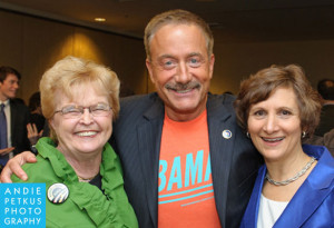 Terry Bean, Suzanne Bonamici, and Governor Barbara Roberts Election ...