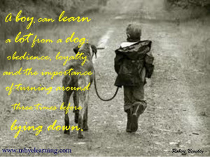 quotes about dogs loyalty