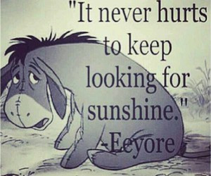 Tagged with eeyore quotes