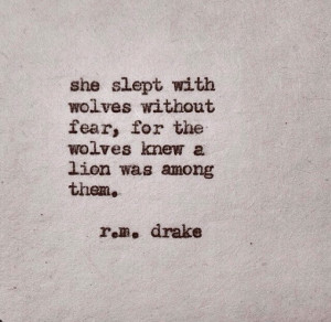 R. M. Drake Quote